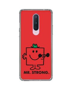 Mr Strong OnePlus 8 Clear Case