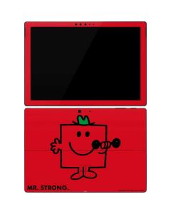 Mr Strong Surface Pro 7 Skin