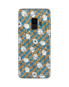 Mr Tickle Striped Galaxy S9 Skin