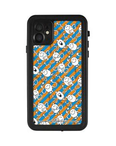 Mr Tickle Striped iPhone 11 Waterproof Case
