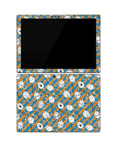 Mr Tickle Striped Surface Pro 7 Skin
