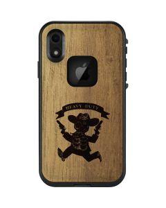 Mr. Heavy Duty LifeProof Fre iPhone Skin