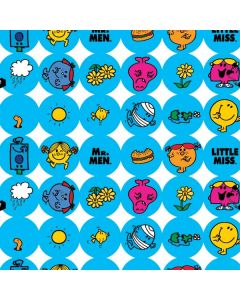 Mr Men Little Miss Geometric PlayStation Scuf Vantage 2 Controller Skin