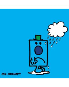 Mr Grumpy 85W Power Adapter (15 and 17 inch MacBook Pro Charger) Skin