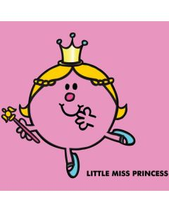 Little Miss Princess Apple Charger Skin