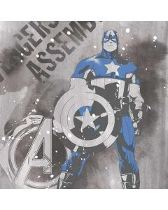 Captain America is Ready Playstation 3 & PS3 Slim Skin