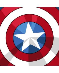 Captain America Emblem Dell Inspiron Skin