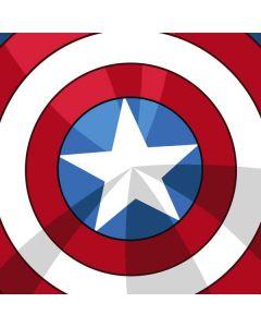 Captain America Emblem Compaq Presario CQ57 Skin