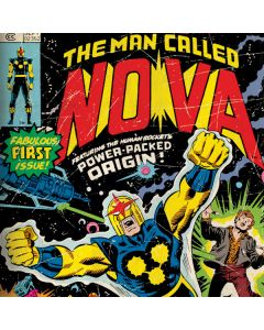 Nova Origins Google Pixel 3a Clear Case