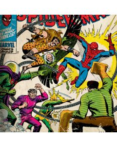 Spider-Man vs Sinister Six Dell Inspiron Skin