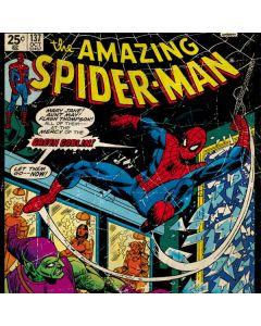Marvel Comics Spiderman HP Spectre Skin