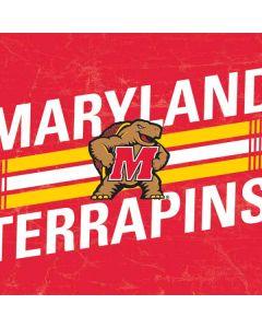 Maryland Terrapins Stripes Galaxy S9 Skin