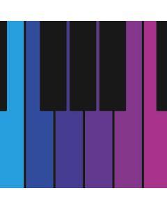 Color Piano Keys Generic Laptop Skin
