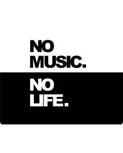 No Music No Life HP Pavilion Skin