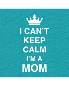 I Cant Keep Calm Im a Mom HP Pavilion Skin