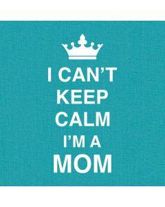 I Cant Keep Calm Im a Mom HP Pavilion Skin