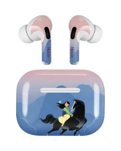 Mulan and Khan Apple AirPods Pro Skin