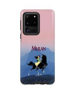 Mulan and Khan Galaxy S20 Ultra 5G Pro Case