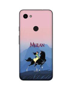 Mulan and Khan Google Pixel 3a Skin