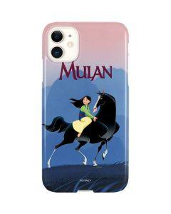 Mulan and Khan iPhone 11 Lite Case