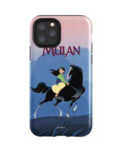 Mulan and Khan iPhone 11 Pro Impact Case