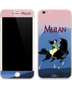 Mulan and Khan iPhone 6/6s Plus Skin