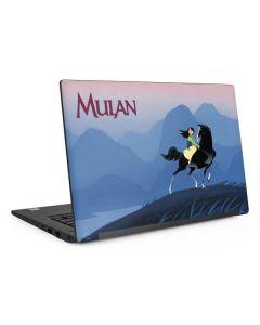 Mulan and Khan Dell Latitude Skin