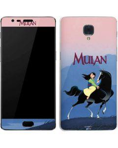 Mulan and Khan OnePlus 3 Skin