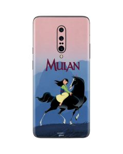 Mulan and Khan OnePlus 7 Pro Skin