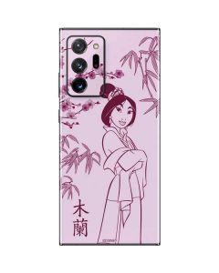 Mulan Galaxy Note20 Ultra 5G Skin