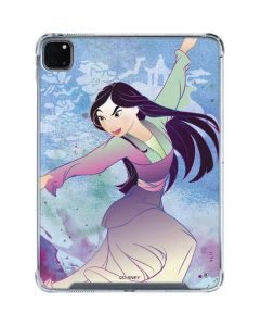 Mulan in Training iPad Pro 11in (2020) Clear Case