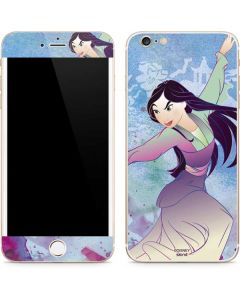 Mulan in Training iPhone 6/6s Plus Skin