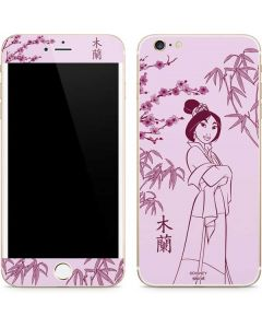 Mulan iPhone 6/6s Plus Skin