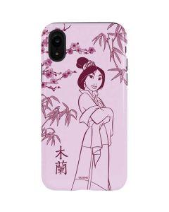 Mulan iPhone XR Pro Case