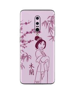 Mulan OnePlus 7 Pro Skin