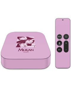 Mulan Personalities Apple TV Skin