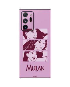 Mulan Personalities Galaxy Note20 Ultra 5G Skin