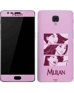 Mulan Personalities OnePlus 3 Skin