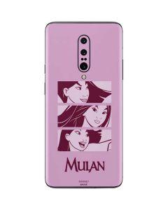 Mulan Personalities OnePlus 7 Pro Skin