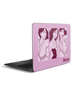 Mulan Personalities Zenbook UX305FA 13.3in Skin