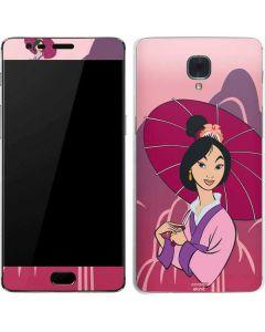 Mulan Umbrella OnePlus 3 Skin