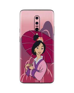 Mulan Umbrella OnePlus 7 Pro Skin