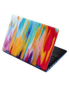 Multicolor Brush Stroke Aspire R11 11.6in Skin