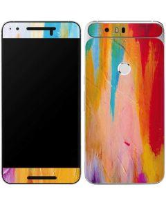 Multicolor Brush Stroke Google Nexus 6P Skin