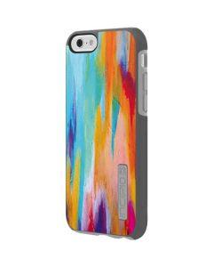 Multicolor Brush Stroke Incipio DualPro Shine iPhone 6 Skin