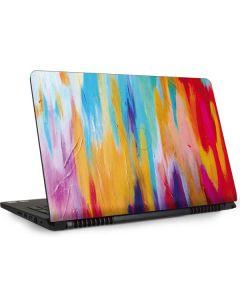 Multicolor Brush Stroke Dell Inspiron Skin