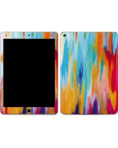 Multicolor Brush Stroke Apple iPad Air Skin