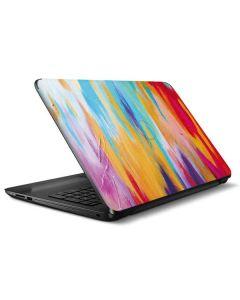 Multicolor Brush Stroke HP Notebook Skin