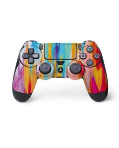 Multicolor Brush Stroke PS4 Pro/Slim Controller Skin