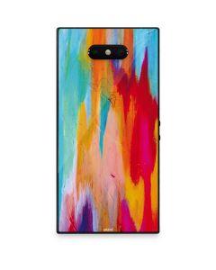 Multicolor Brush Stroke Razer Phone 2 Skin